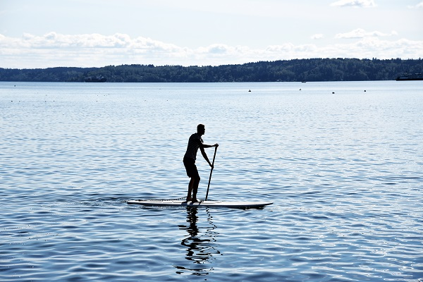 Aedra produces the best Stand Up Paddle board for beginners